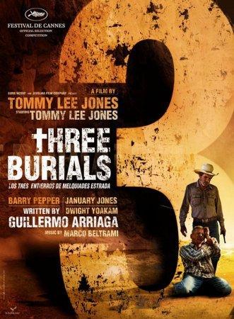 სამი საფლავი / The Three Burials of Melquiades Estrada (2006/ქართულად)