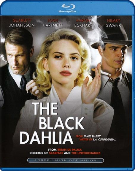The Black Dahlia / შავი ორქიდეა