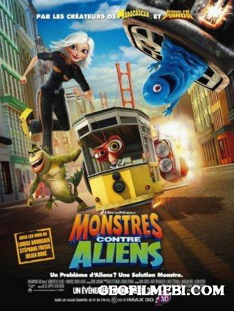 მონსტრები უცხოპლანეტელების წინააღმდეგ | Monsters vs Aliens
