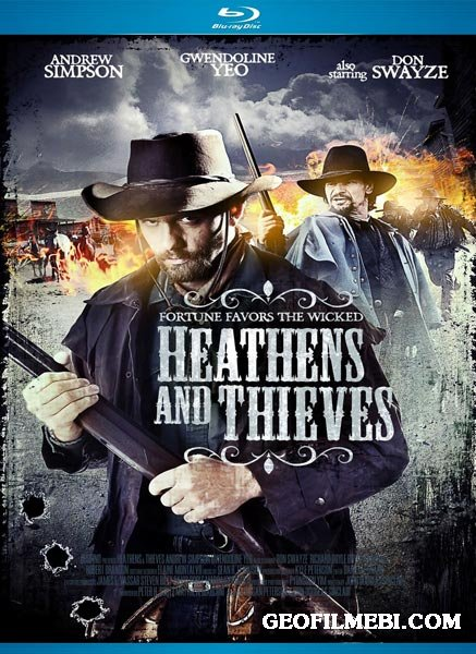 გაიძვერები და ქურდები | Heathens and Thieves