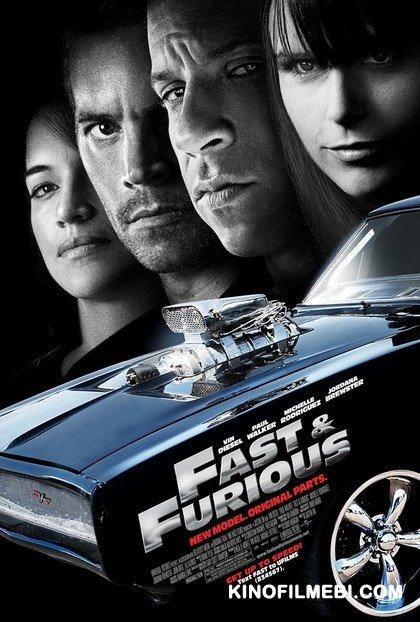 Fast & Furious 4 / ფორსაჟი 4