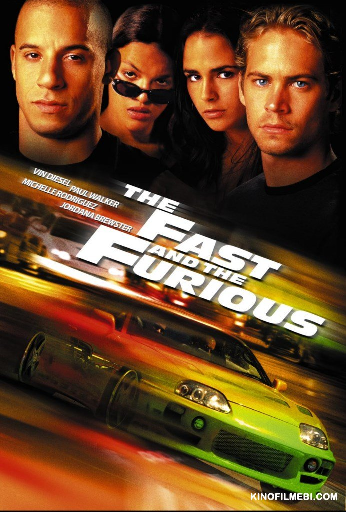 ფორსაჟი / The Fast and the Furious